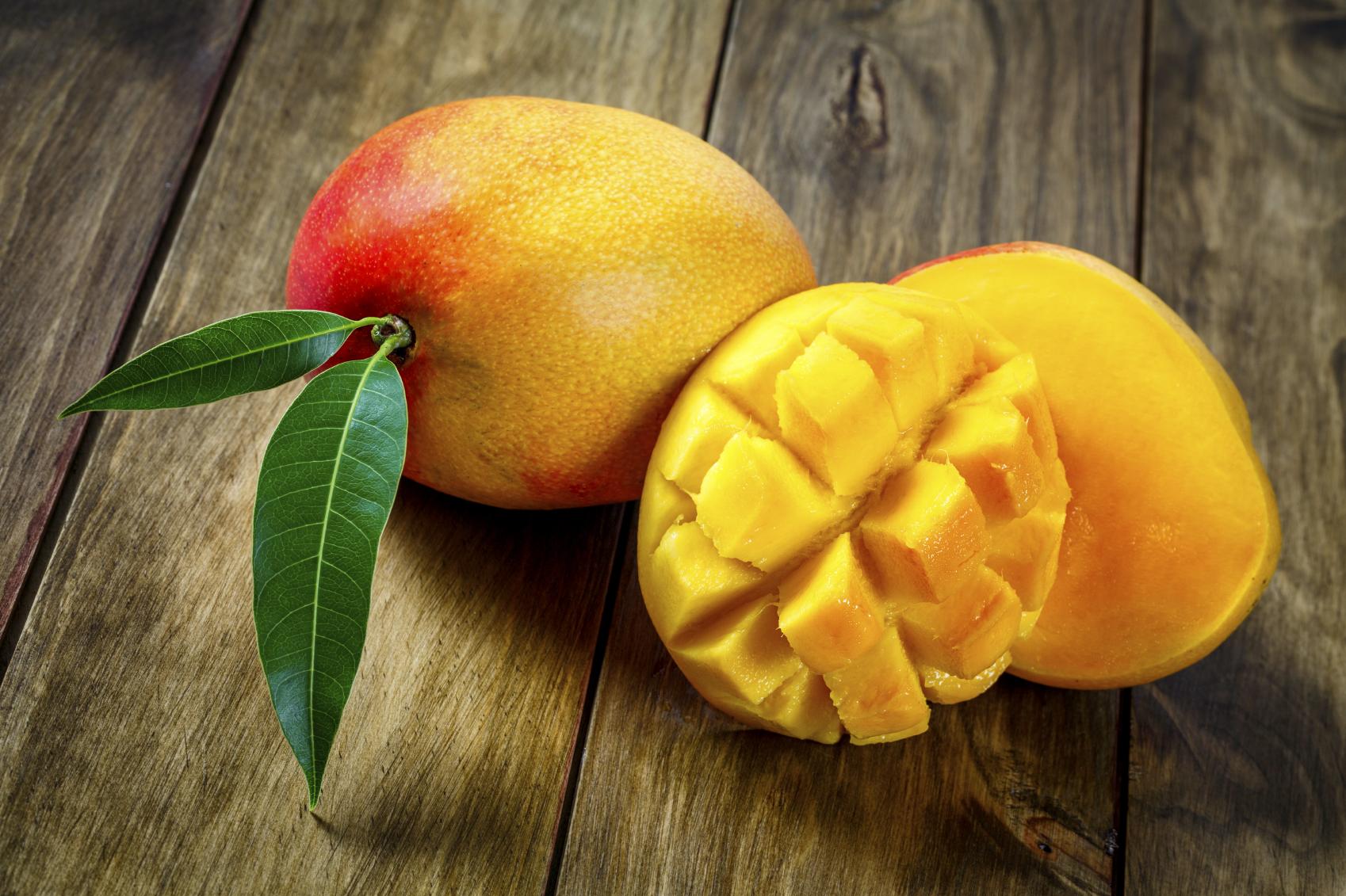 Il mango: la pianta e il frutto