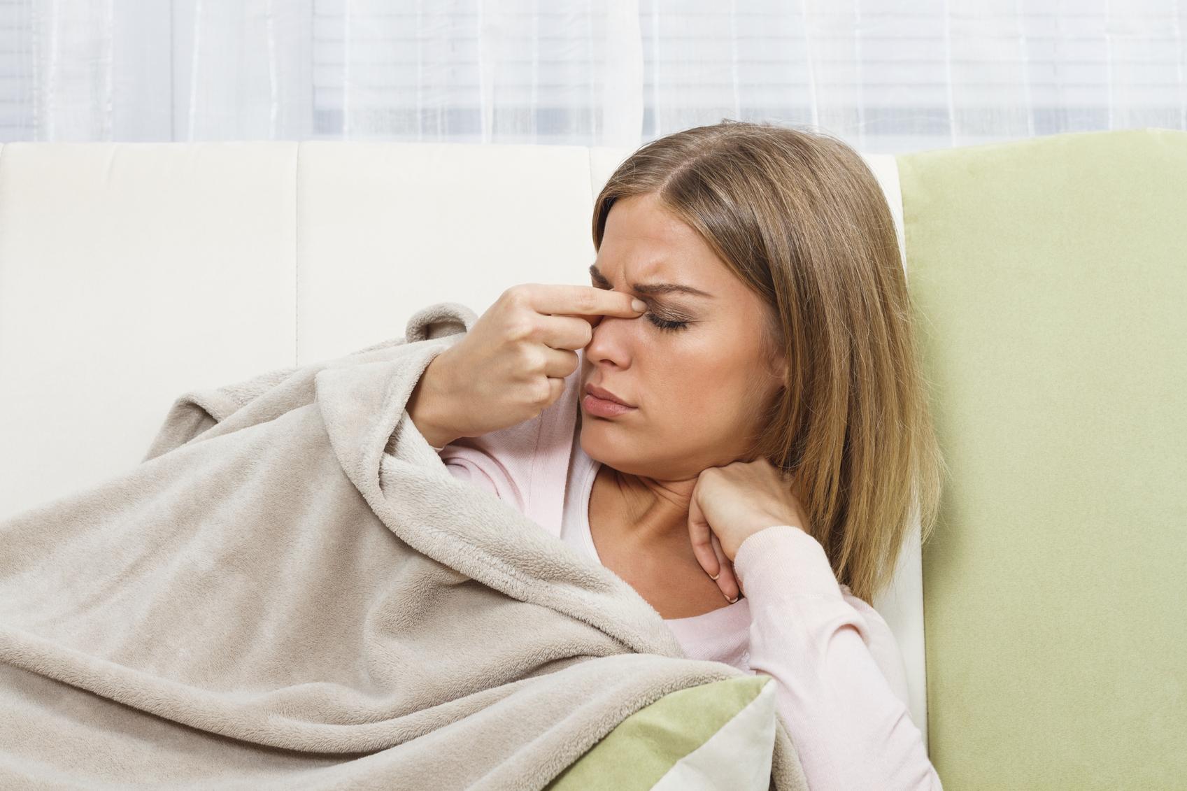 Sinusite, un problema sempre più diffuso