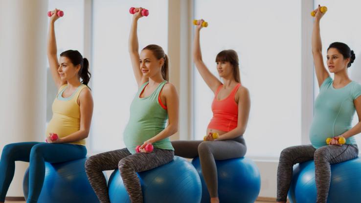 Gli sport da praticare in gravidanza