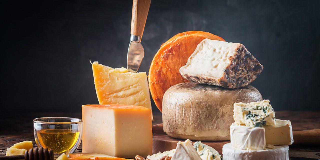 Intolleranza al latte: i formaggi senza lattosio