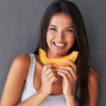 Melone: un aiuto per l'abbronzatura