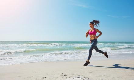5 esercizi da fare in spiaggia per dimagrire