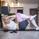 Esercizi addominali a casa: i più efficaci