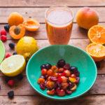 Centrifugati di frutta e verdura: come depurarsi